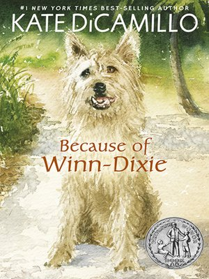 cover image of Because of Winn-Dixie